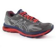 Asics Gel-Nimbus 19 Lite-Show Running Shoes For Men(Grey)