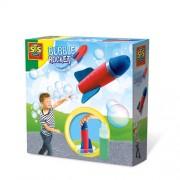 SES Outdoor bubble rocket - spoor van bellen