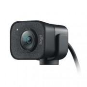 LOGITECH WEBCAM STREAMCAM FULL HD 1080P 60FPS, USB-C, NERO