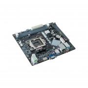 T. Madre ECS H81H3-M4, ChipSet Intel H81 Exp., Soporta, Intel Core I7/ I5/ I3/ Pentium/ Celeron De Socket 1150, Memoria, DDR3 1600/1333 MHz, 16 GB Max, SATA 3.0, USB 3.0, Integrado, Audio HD, Red, Micro-ATX, Ptos, 1xPCIEX16, 1xPCIEX1 H81H3-M4
