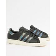 Adidas Кроссовки в стиле 80-х adidas Originals Superstar - Черный