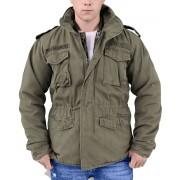 veste pour hommes SURPLUS - Regiment M65 - OLIVE - 20-2501-61