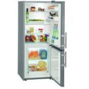 Liebherr Ezüst kombinált hűtő-fagyasztó készülék (CUsl 2311)