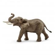 SCHLEICH Elefant african, mascul