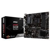 Tarjeta Madre MSI B450M PRO-VDH V2, DDR4 / 64GB / AMD socket AM4 / M-ATX