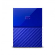 DISCO DURO EXT USB3.0 2.5 2TB WD MY PASSPORT AZUL