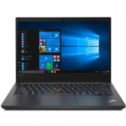 Laptop Lenovo ThinkPad E14 14 inch FHD Intel Core i5-10210U 8GB DDR4 512GB SSD Intel UHD Graphics Windows 10 Pro Black