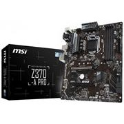 MSI Z370-A PRO LGA1151 Motherboard - Supports 8th