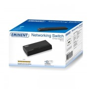 Eminent EM4442 8 Poorts Gigabit Netwerk Switch