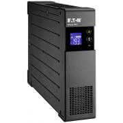 Eaton Ellipse PRO 1200 DIN 1200VA 8AC-uitgang(en) Rackmontage/toren Zwart UPS