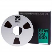 "Recording The Masters SM900 1/2"" 762m cinta análoga NAB-Spule / Carrete metálico 27cm"