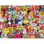 White Mountain Puzzles Pop Culture 1000 Piece Jigsaw Puzzle By White Mountain Puzzles
