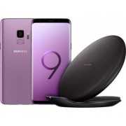 Samsung Galaxy S9 Lilac Purple incl Wireless Charger Convertible