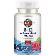 KAL B-12 Methylcobalamin 1000 mcg,