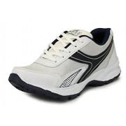 REVOKE Runner Camo Mesh Idp White Sports Shoes (6 UK/IND)
