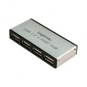 Hub Logilink UA0003 ,4 porturi, USB 2.0
