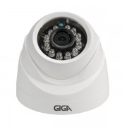 CÂMERA IP DOME 1 MP DWDR 1/4 IR 20M 2.8MM - GSIP1M20DB28 -