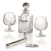 Cadou de lux pentru cognac si trabuc by Chinelli Made in Italy