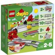 Lego DUPLO Town: Train Tracks (10882)