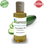Cucumber Seed Essential Oil (100ML) Pure Natural For Skin Care & Hair Treatment