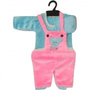 Woolen Baby Set Made With Feather Febric