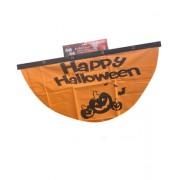 Banner Happy Halloween Dovleci