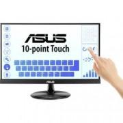 Asus Dotykový monitor 54.6 cm (21.5 palec) Asus VT229H N/A 16:9 5 ms HDMI™, VGA, USB 2.0, na sluchátka (jack 3,5 mm) IPS LED