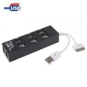 High Speed 8-Port USB 2.0 HUB Supports 500GB