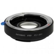 Fotodiox Pro - Inel adaptor Fujica X la Canon EOS