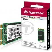 SSD Transcend MTS400 256 GB, SATA III, M.2 42mm, MLC, TS256GMTS400S