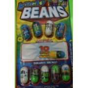 Wacky Beans Series 1 10 Pack Mega Collection Age 4+
