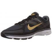 Nike Women's Dual Fusion Tr 2 Black,Metallic Gold,Dark Grey,Metallic Brown Outdoor Multisport Training Shoes - 4 UK/India (36.5 EU)(4.5 US)