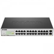 Комутатор D-Link 26-Port Gigabit Smart Switch, DGS-1100-26
