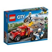 Set de constructie LEGO City Cazul camionul de remorcare
