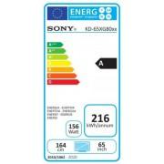 "Sony KD-65XG8096B 65"" 4K HDR TV BRAVIA"
