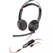 Plantronics Blackwire C5220 USB - А / USB –C Професионали Слушалки