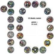Hasbro Yo-Kai Watch Medal - Series 1 Mega Value (10X Random Styles Supplied) By Anime