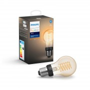 Philips Hue Filament standaardvorm - warmwit licht, flame - A60/E27