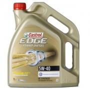 Castrol EDGE Titanium FST Turbo Diesel 5W-40 5 Litro Barattolo
