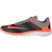 Nike FS Lite Run 4 Prem Running Shoes(Grey)