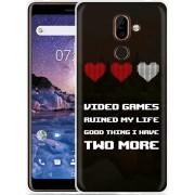 Nokia 7 Plus Hoesje Gamers Life