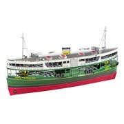 fascinations Metal Earth Hong Kong Star Ferry 3D Kit de modelo de metal