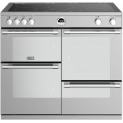 Stoves Sterling S1000Ei Stainless Steel 100cm Induction Range Cooker