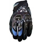 Five Stunt Evo Replica Kvinnors handskar Blå M