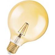 Ledes Dekor izzó Vintage 1906 LED 7W E27 Meleg Fehér 2400k 4058075809406 - Osram