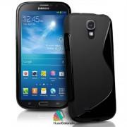 Husa Samsung i9200 Galaxy Mega 6.3 Silicon Gel Tpu S-Line Neagra