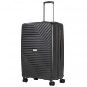 Transport Koffer 77 Groot Zwart 95 Liter 77x51x29cm