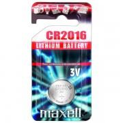 Батерия за часовник Maxell CR2016 3V