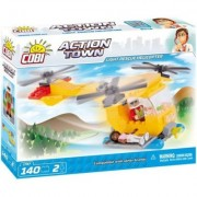 COBI Action Town helikop ter ratunkowy