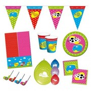 Creative Animals Party Pack
